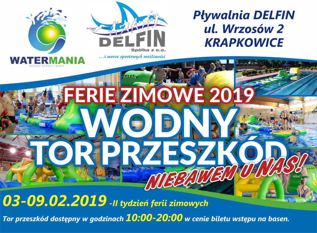 WATERMANIA plakat delfin_ferie2019.jpeg