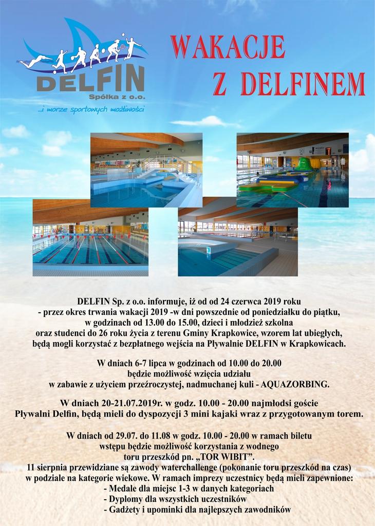 Plakat wakacje z delfinem 2 - 2019.jpeg