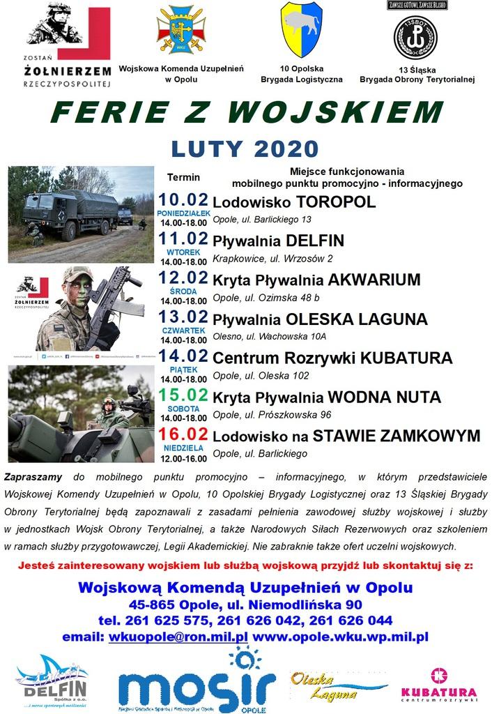 Plakat - Zostań zołnierzem RP - LUTY 2020.jpeg