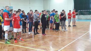 Galeria 1/16 mistrzostw Polski juniorów w piłce ręcznej 22-24.04.2017 r.