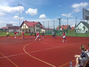 Galeria piłka ręczna dziewcząt finał woj. podst.05.06.2017