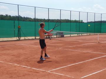 Galeria Tenis gry pojedyncze 24.06.2017