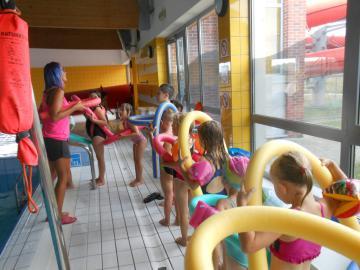 Galeria nauka pływania