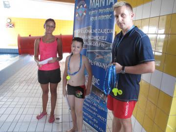 Galeria Wakacyjny kurs doskonalenia pływania