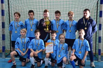 Galeria Fianał Futsalu 2006 i młodsi 05.12.2018
