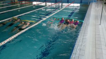 Galeria Warsztaty pływackie 2016