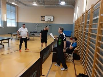 Galeria turniej tenisa stołowego 30.03.2019