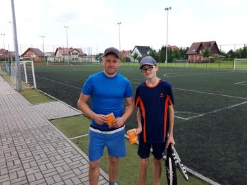 Galeria tenis ziemny I kolejka 25.05.2019