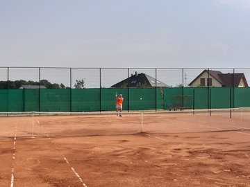 Galeria II kolejka tenisa ziemnego 15.06.2019