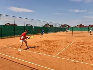 Galeria III kolejka tenis 06.07.2019