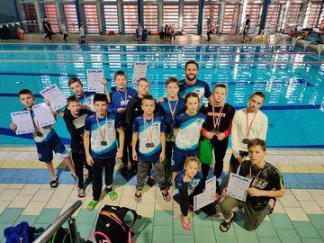 Galeria Miting pływacki Knurów 07.12.2019