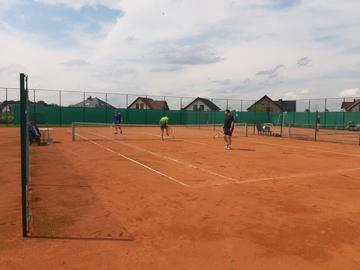 Galeria tenis ziemny I kolejka 18.07.2020