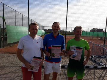 Galeria tenis finał 03.10.2020