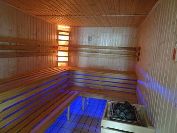 Galeria Sauna fińska