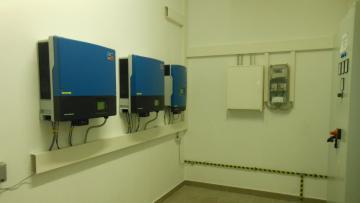 Galeria Budowa ogniw fotowoltaicznych